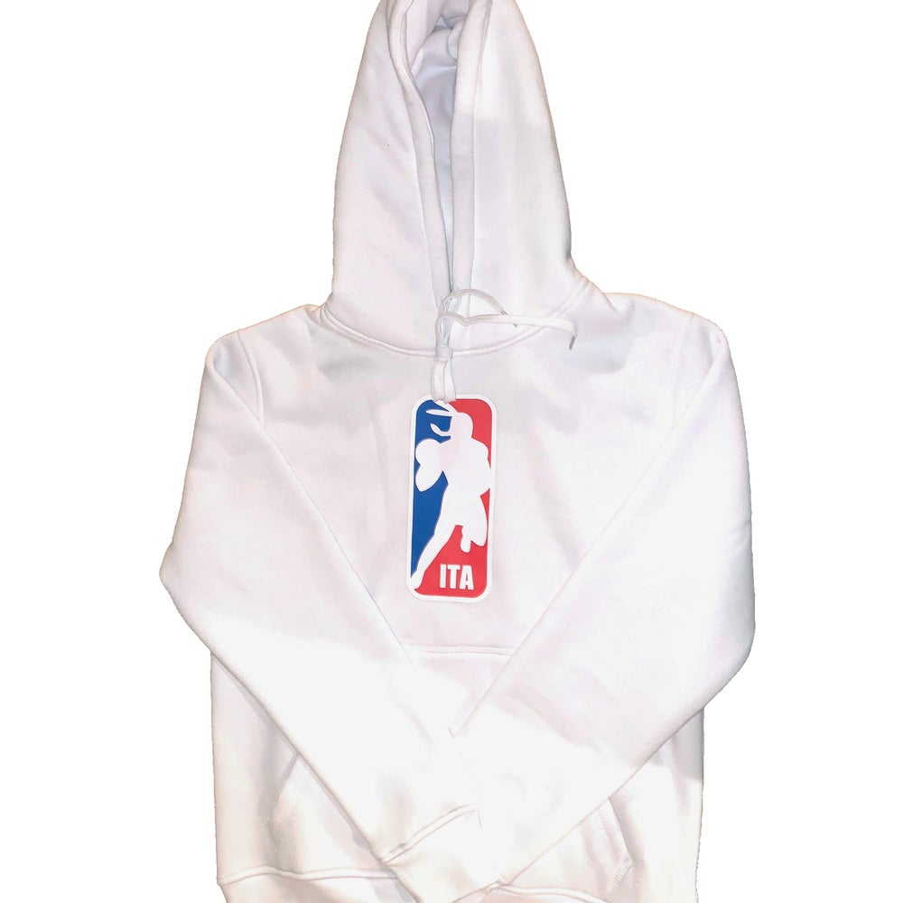 Image of NBA LOGO SWEATSHIRT