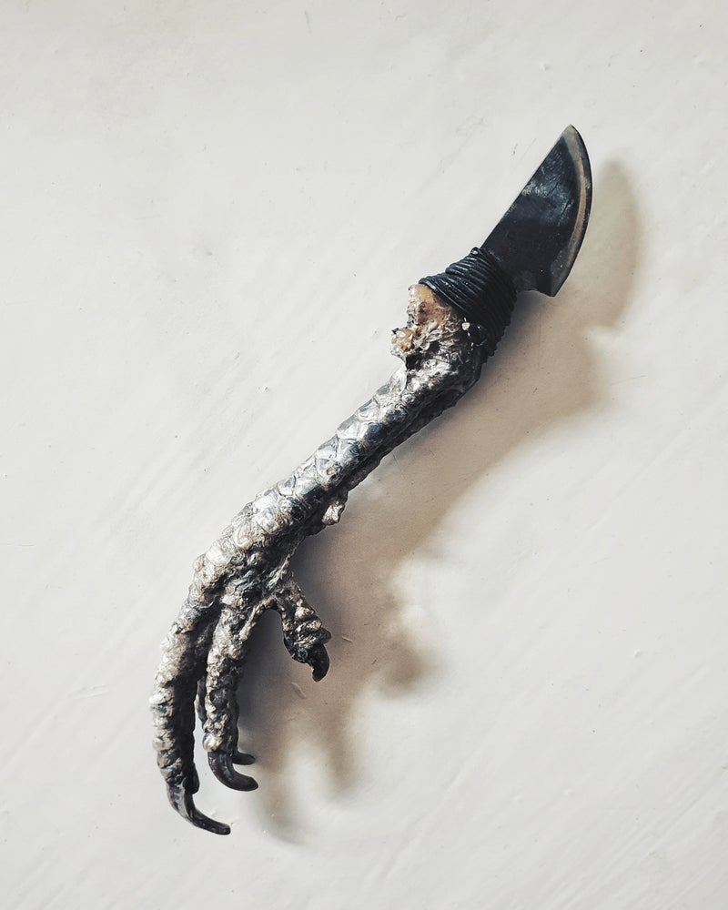 Image of Witch's herb cutting knife