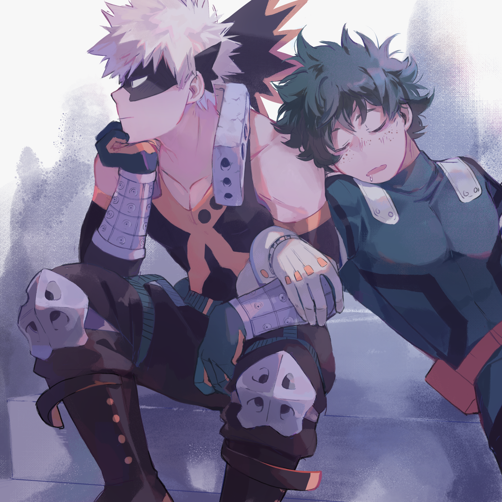 Image of Overworked Hero Print