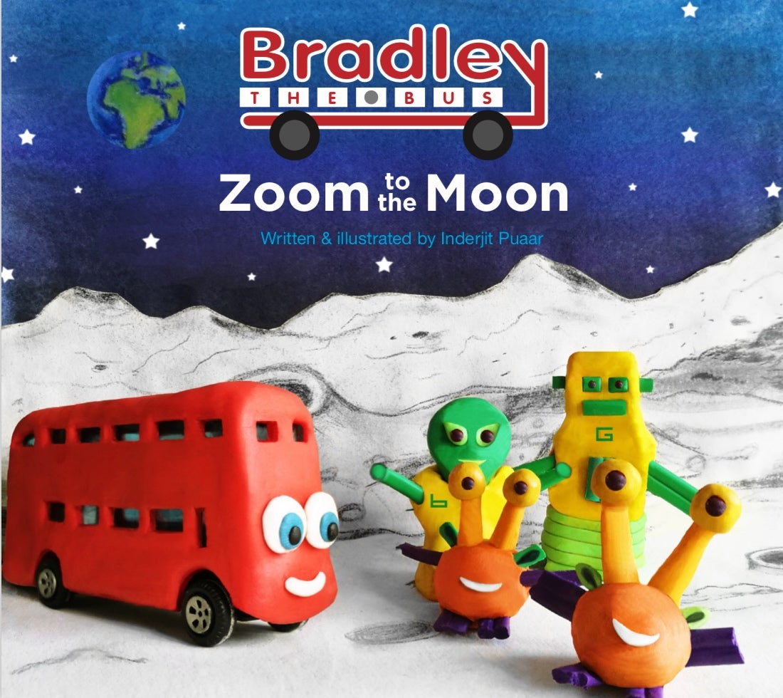 Image of Bradley the Bus - Zoom to the Moon