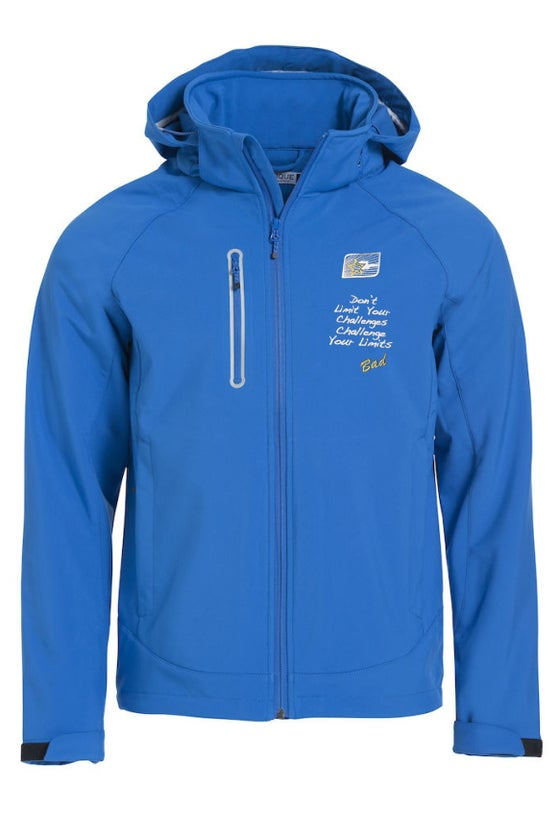 Image of SOFTSHELL with Challenger Sails Embroidered Logo