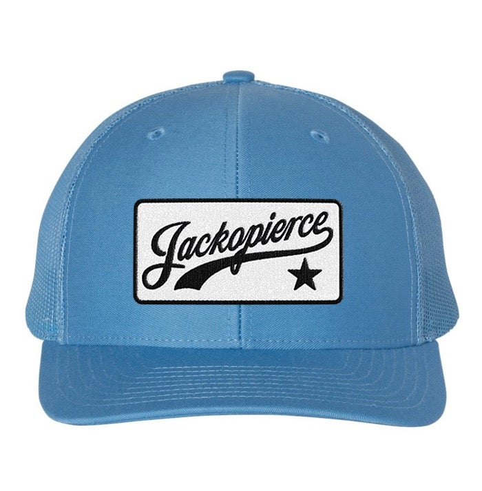 Image of JP Trucker Hat - Columbia Blue