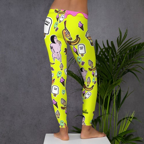 Image of Ice Cream Leggings