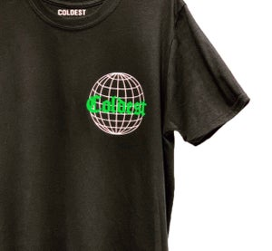 Image of GLOBE T-SHIRT
