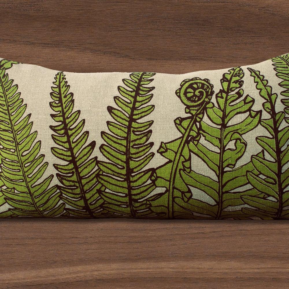 Image of Fern Cushion (long)