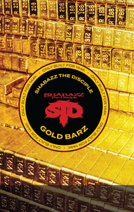"Image of Shabazz The Disciple ""GOLD BARZ"" Limited Cassette"