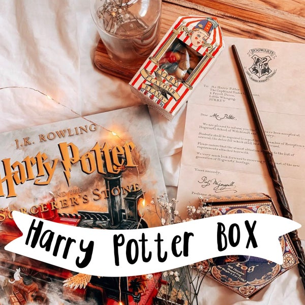 Image of Harry Potter Box