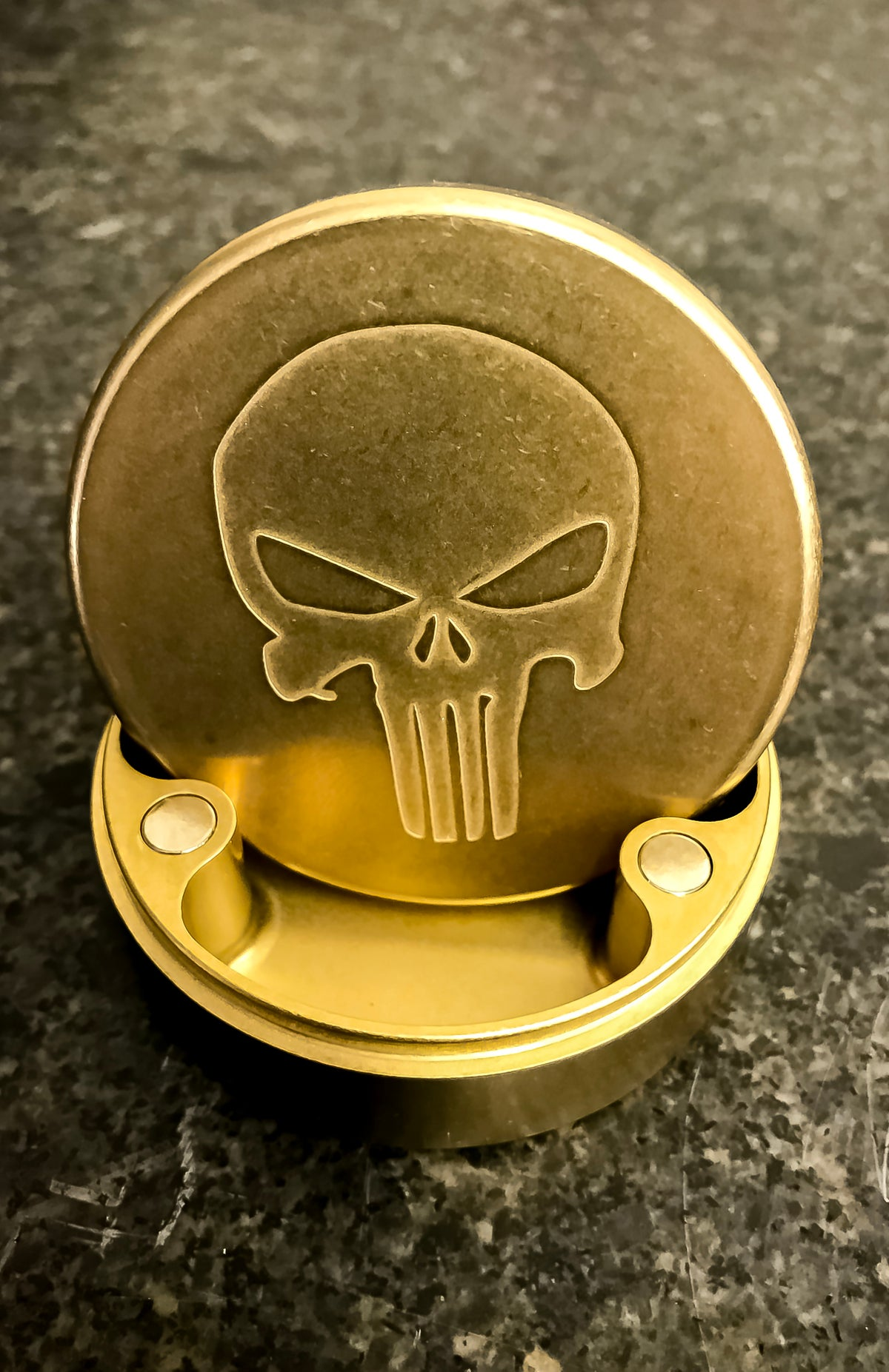 Image of PocketPuck (Naval Brass)