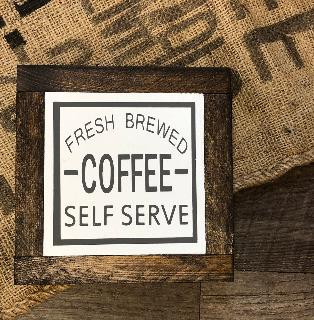 Image of Fresh Brewed