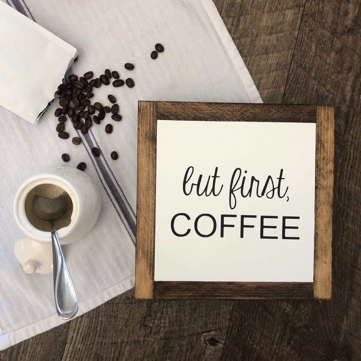 Image of But First, Coffee