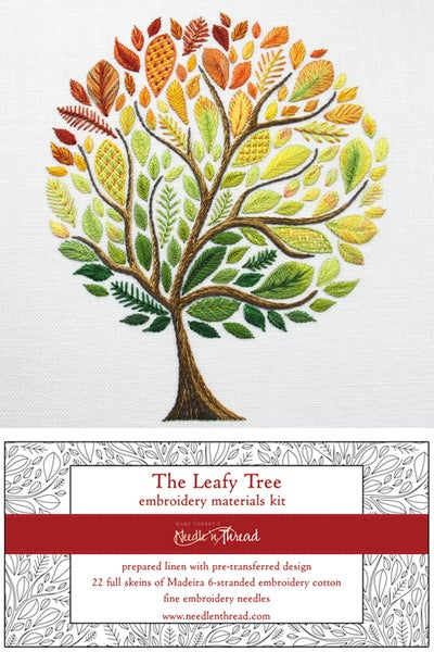 Image of The Leafy Tree Kit & E-Book Bundle