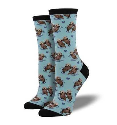 Image of Significant Otter Crew Socks