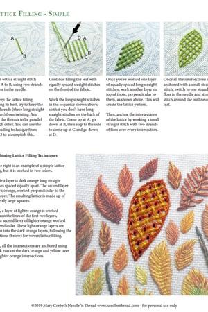 Image of The Leafy Tree Kit & E-Book Bundle