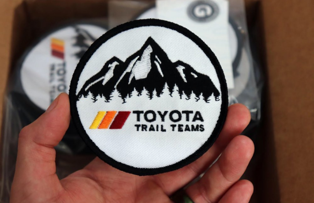 Image of Trail Teams Patches