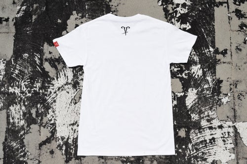 "Image of ""Stay Lit"" White T-Shirt"