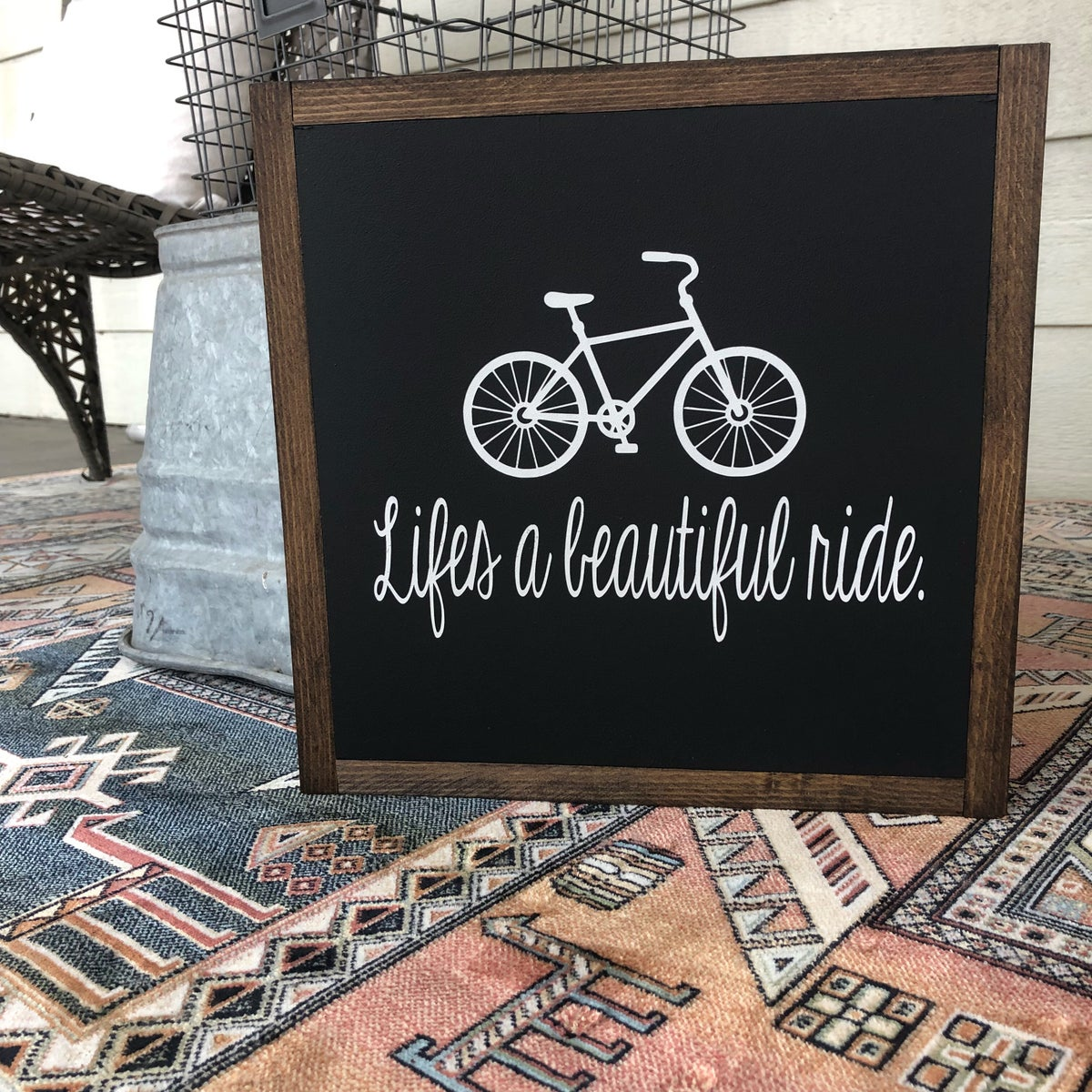 Image of Life's a beautiful ride