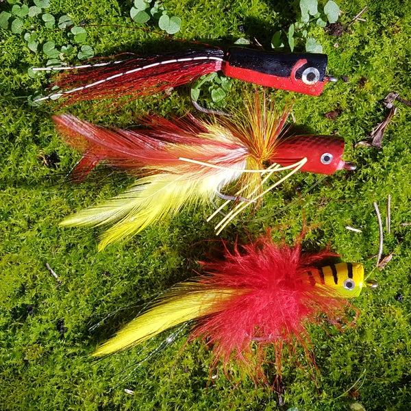 Image of Murray cod flies