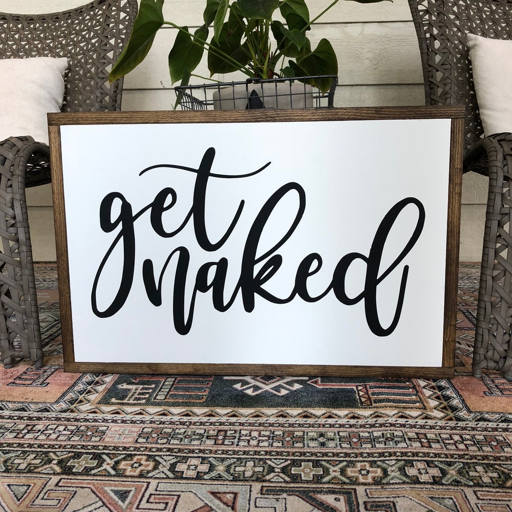 Image of Get Naked!