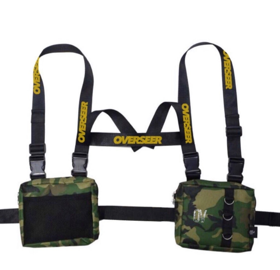Image of CAMO OVERSEER HARNESS