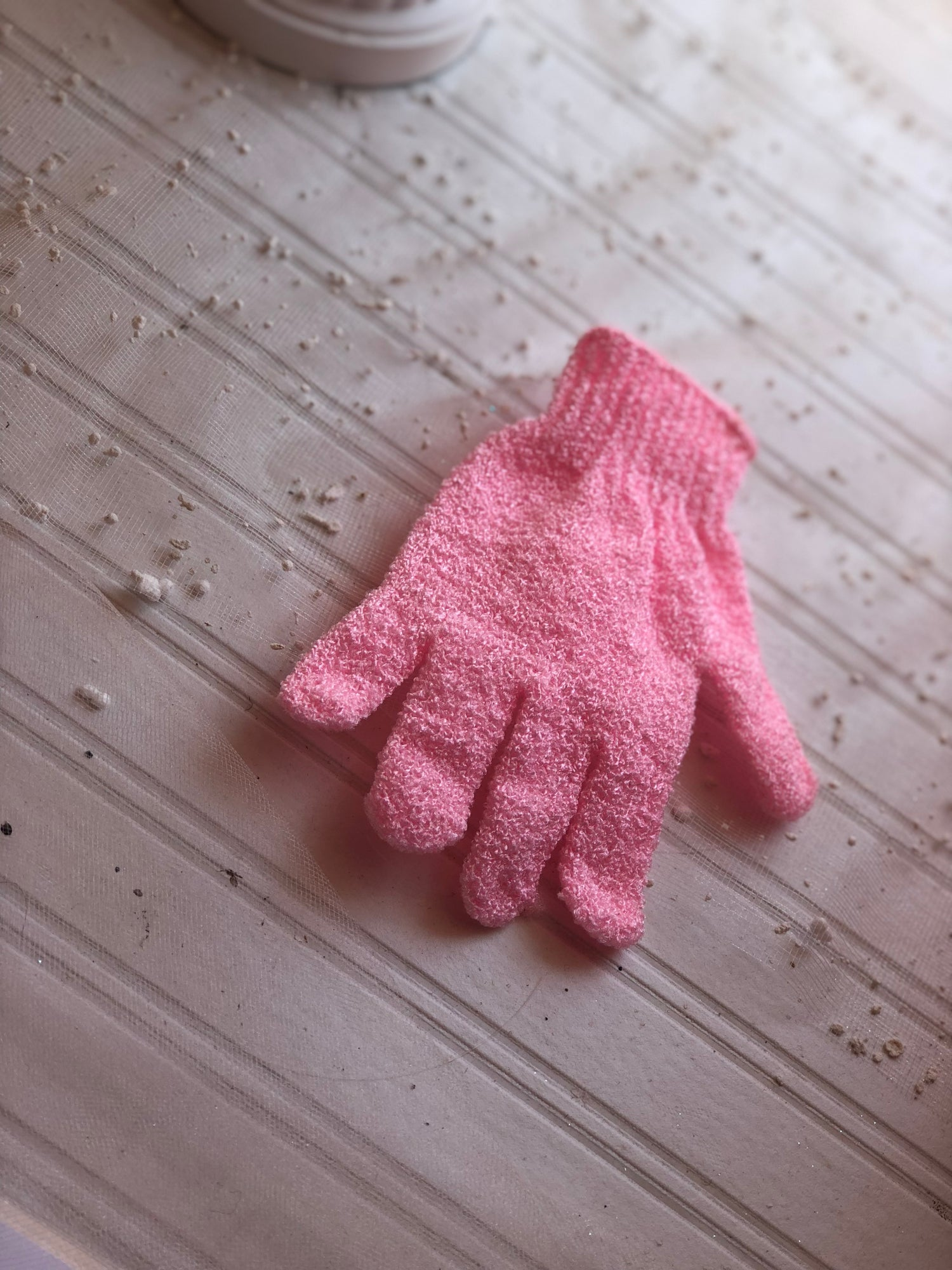 Image of Velvet Exfoliating Glove