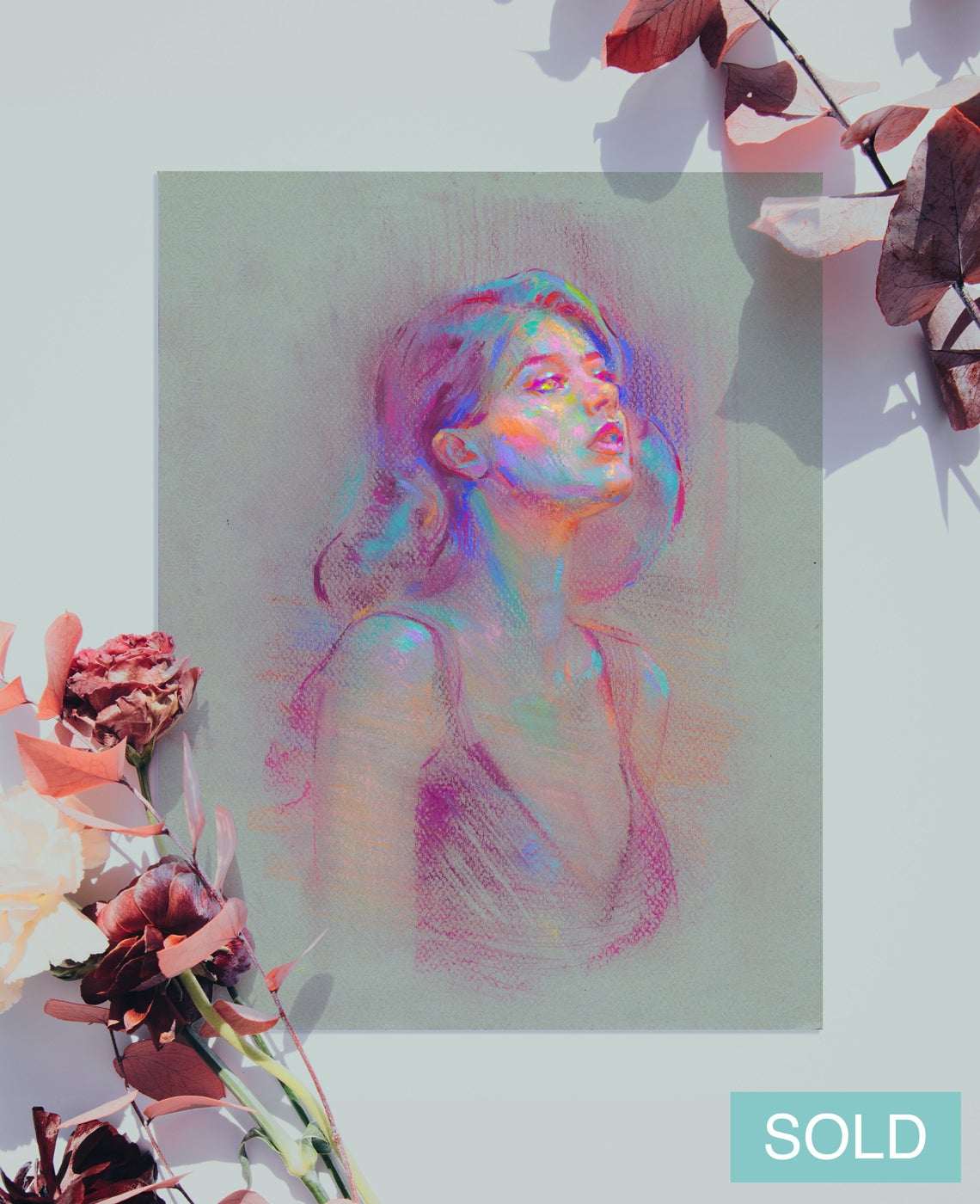 Image of Longing - SOLD OUT