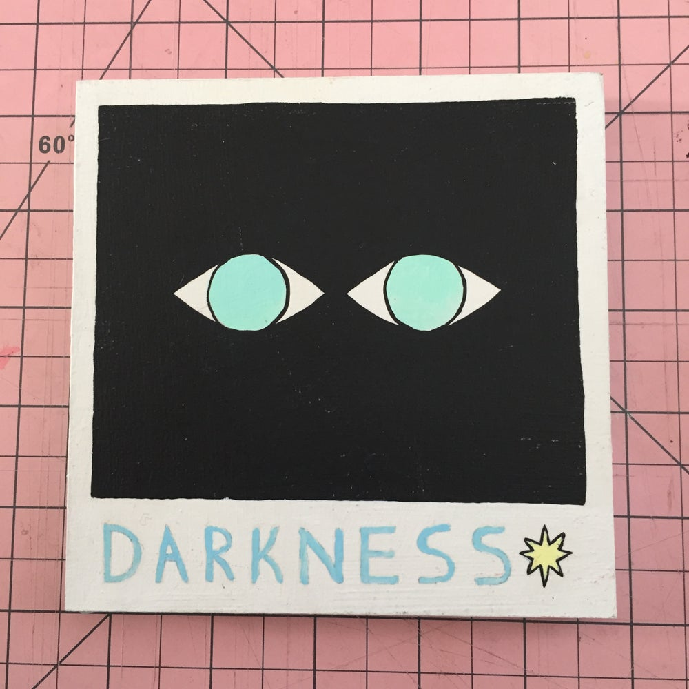 Image of Darkness Painting