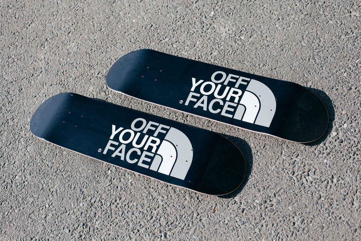 Image of Off Your Face Board