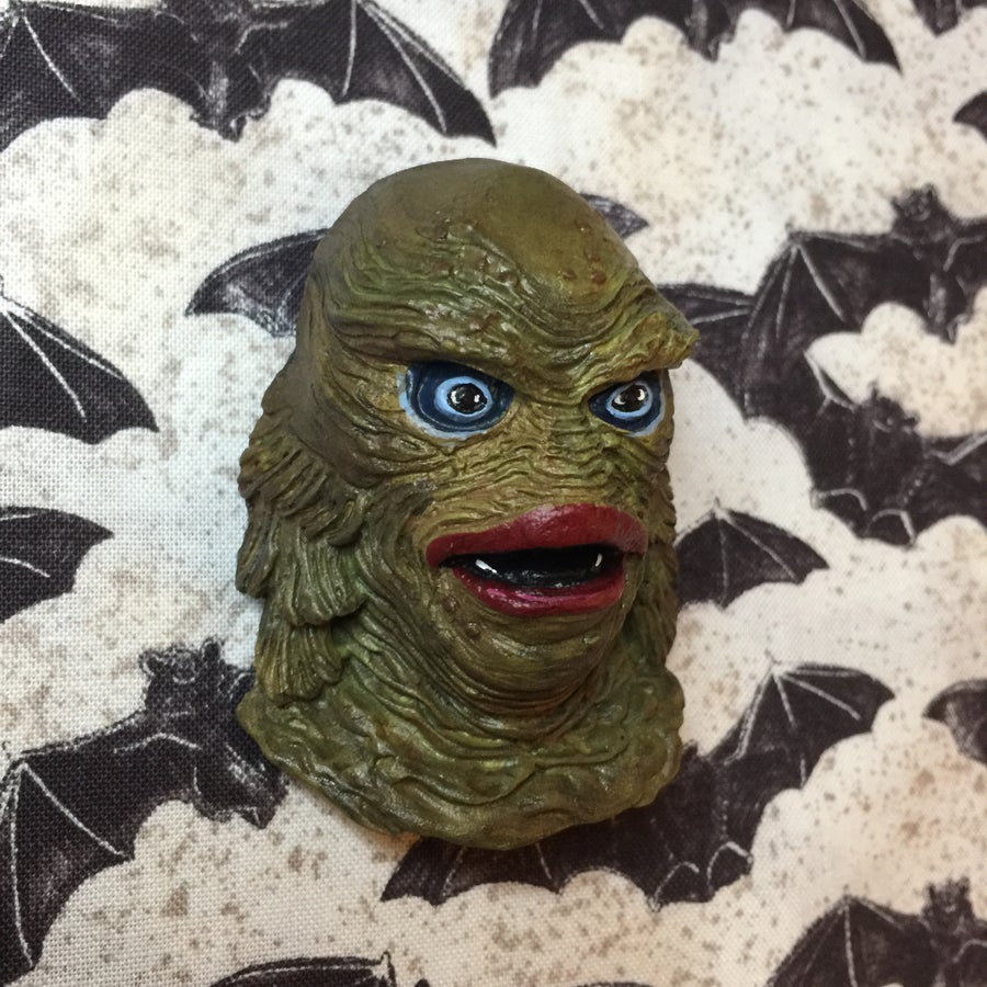 Image of PRE ORDER Creature of the Black Lagoon Brooch