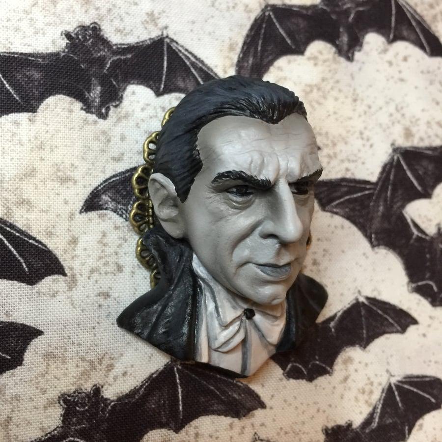 Image of PRE ORDER Dracula Brooch