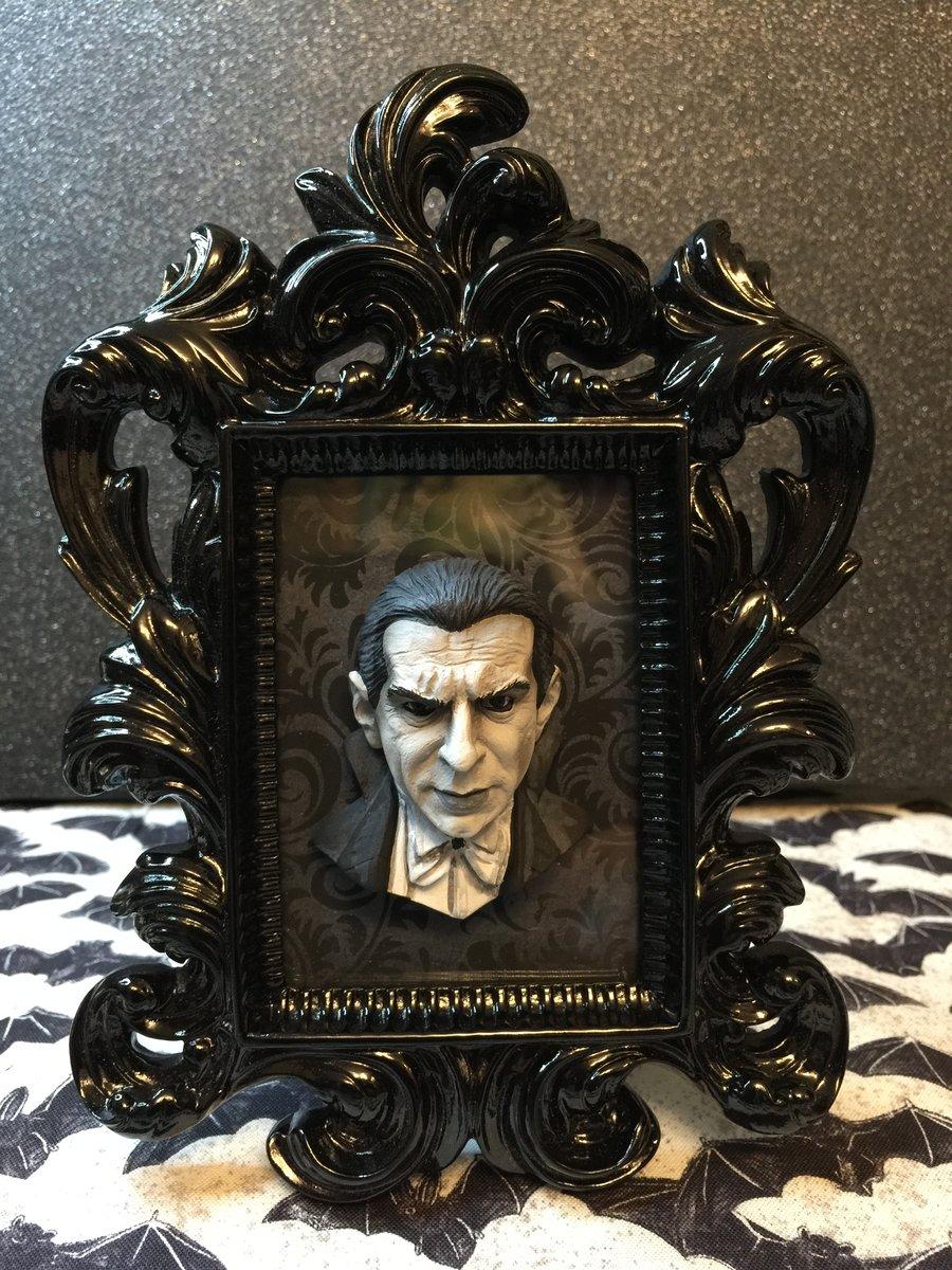 Image of Dracula Framed Art
