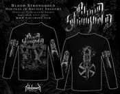 Image of BLOOD STRONGHOLD - Heritage An Ancient Shadows - LONGSLEEVE