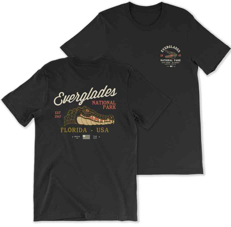 Image of Everglades National Park T-shirt