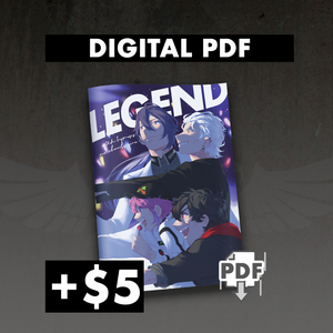 Image of [POs] LEGEND - Zine Only
