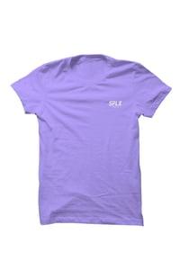 Image of SPLX Violet Logo T-Shirt