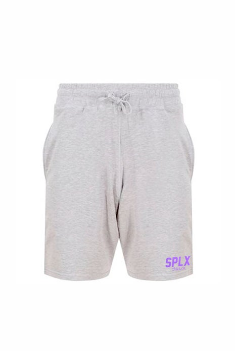 Image of SPLX Sports Grey Terry Shorts