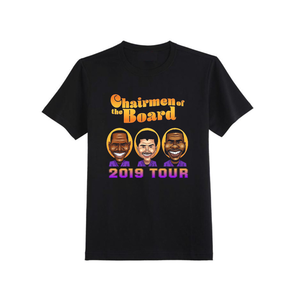 Image of Tour tee black