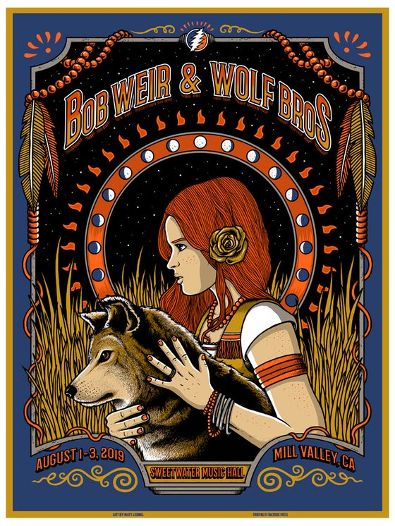 Image of Bob Weir & Wolf Bros @ Sweetwater Music Hall - 2019