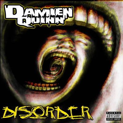 Image of DAMIEN QUINN : DISORDER    CD