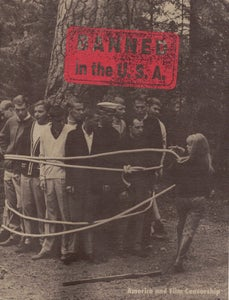Image of Banned in the USA: America and Film Censorship, edited by Steve Seid