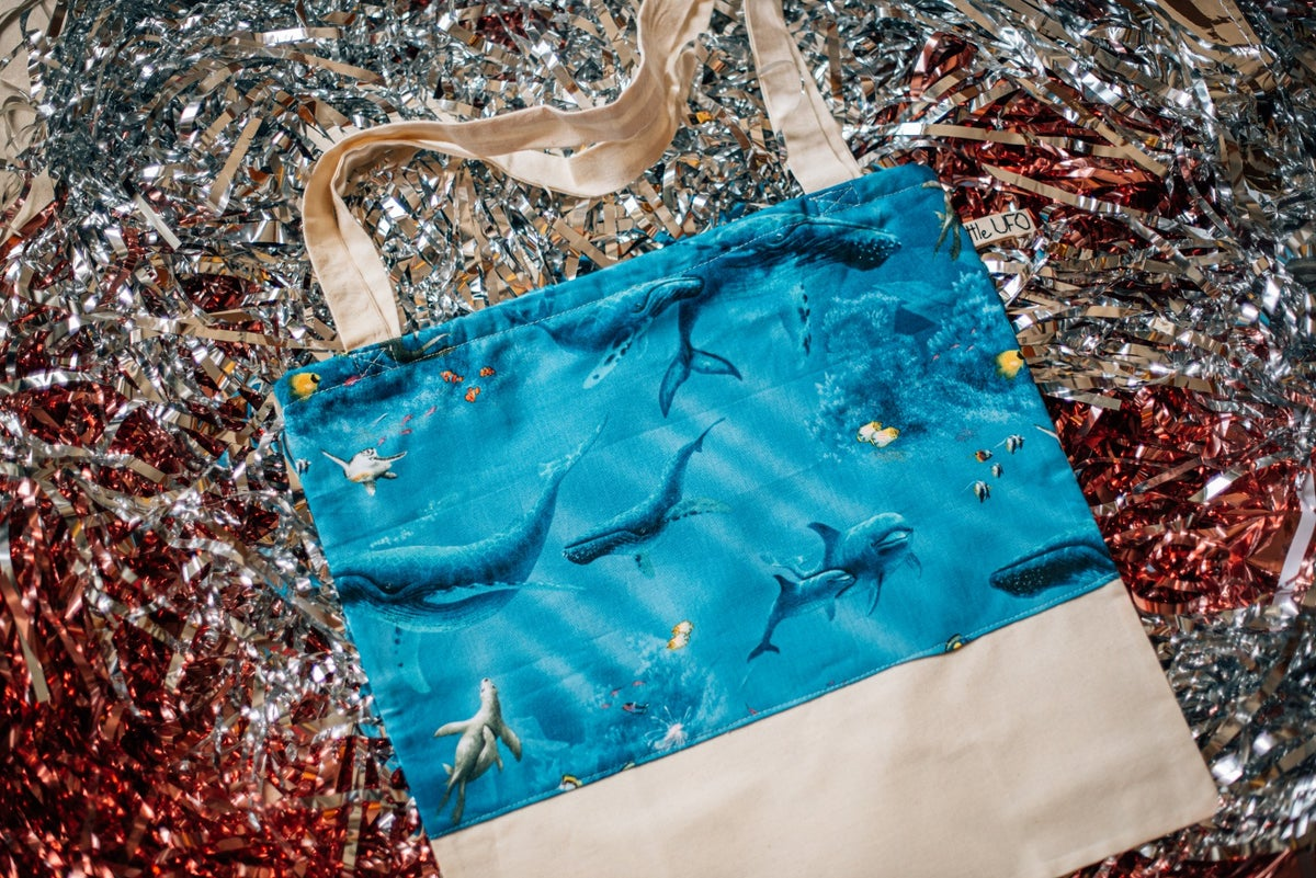 Image of Totebag Sea World