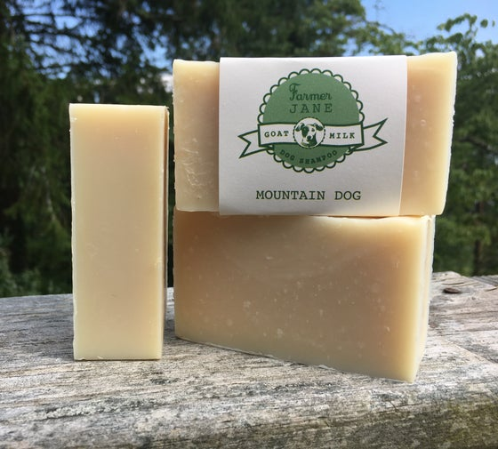 Image of Mountain Dog Shampoo Bar