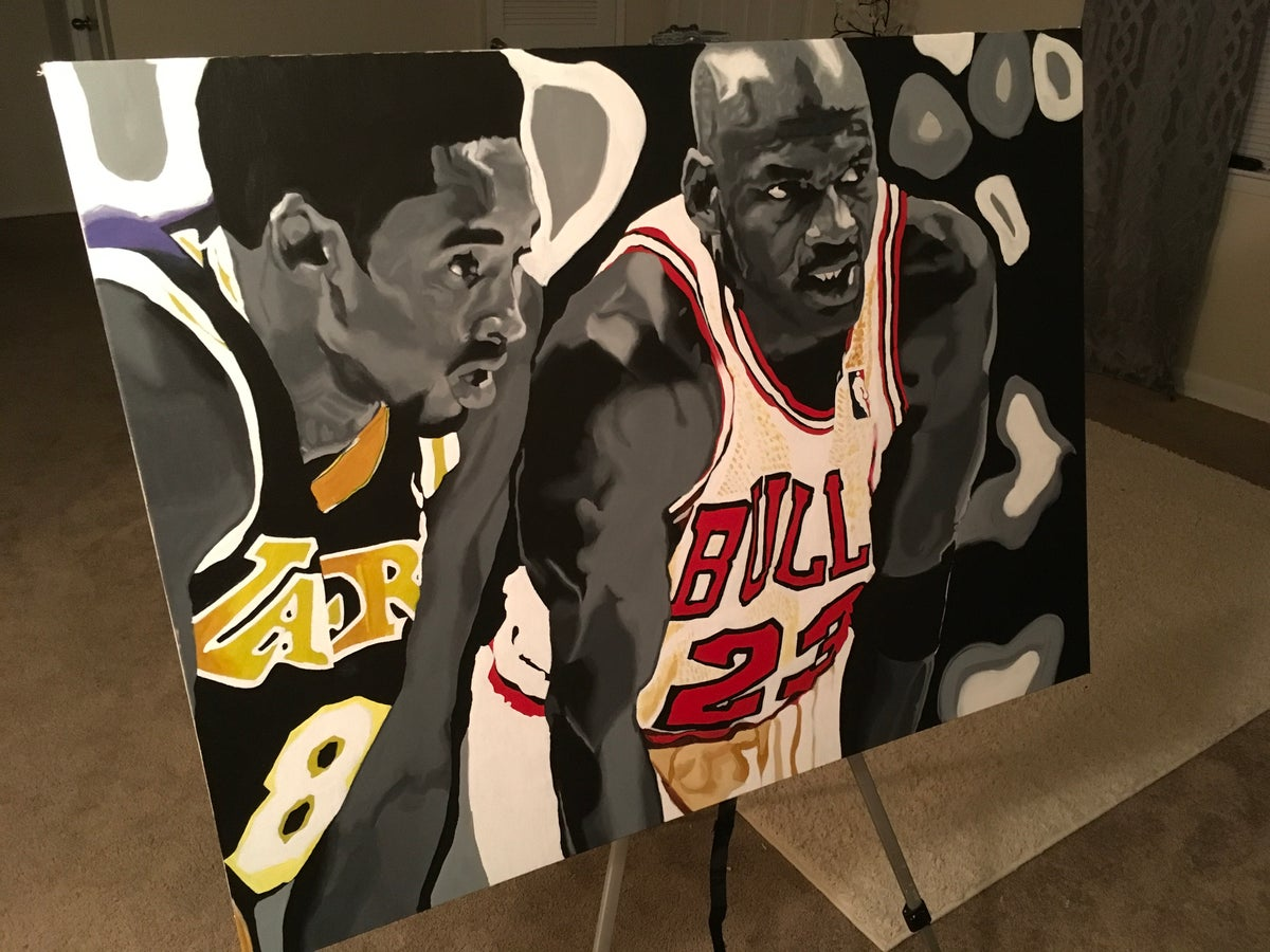 "Image of ""Legends Convo"" Canvas Prints"