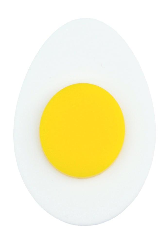 Image of Boiled Egg Brooch