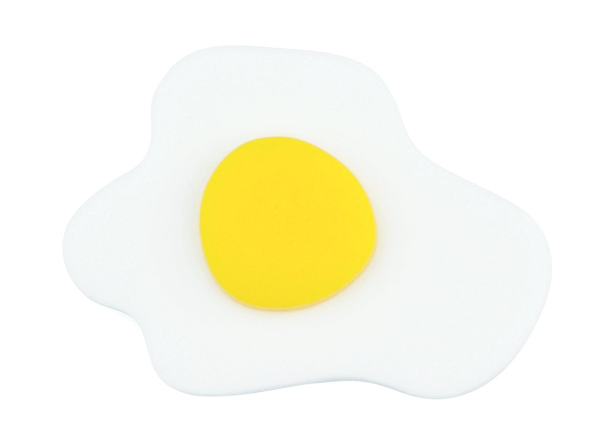 Image of Fried Egg Brooch