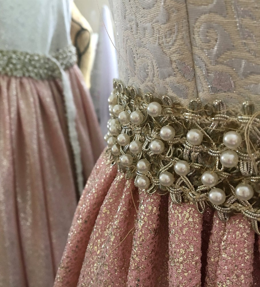 Image of Rosette Dress