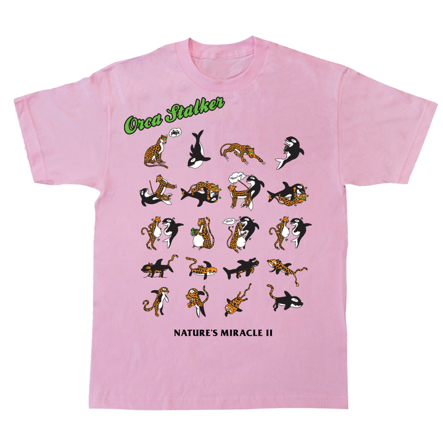 Image of Orca Stalker Nature's Miracle 2 Tee