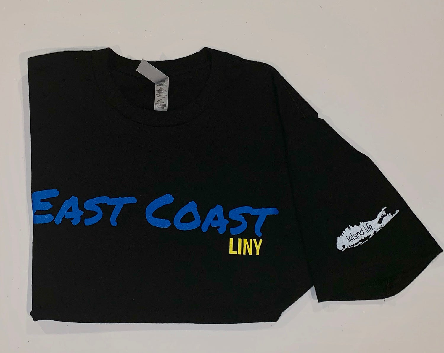 Image of East Coast LINY Unisex T