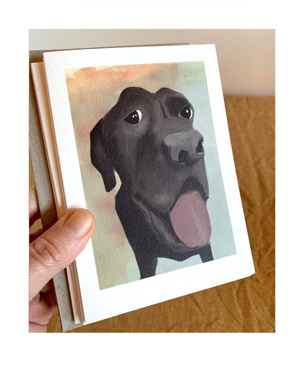 Image of Greetings cards 6-pack SET A