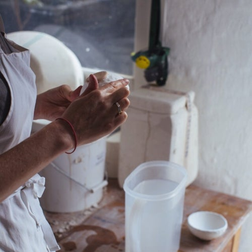 Image of Clay Workshop- pinch pots and coil building skills - October sessions