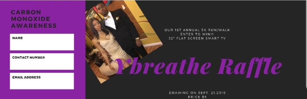 Image of Raffle Ticket (Drawing date- Sept 21, 2019)